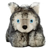 Bianca the Wolf Plush Dog Toy