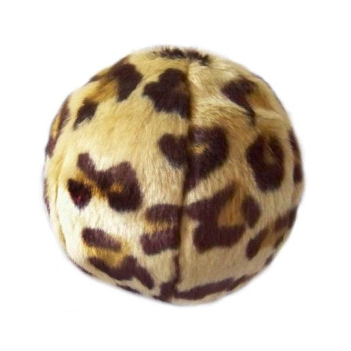 Leopard Ball Plush Toy
