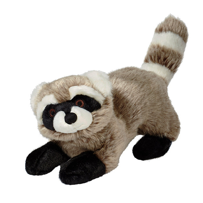 Rocket the Raccoon Plush Dog Toy