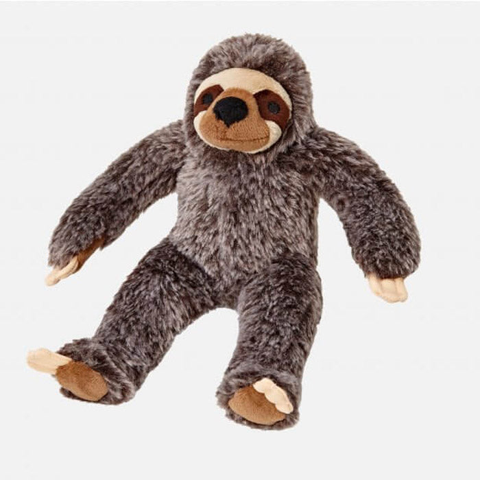 Sonny the Sloth Plush Dog Toy - small