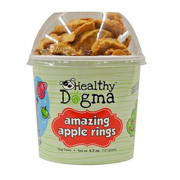Amazing Apple Rings