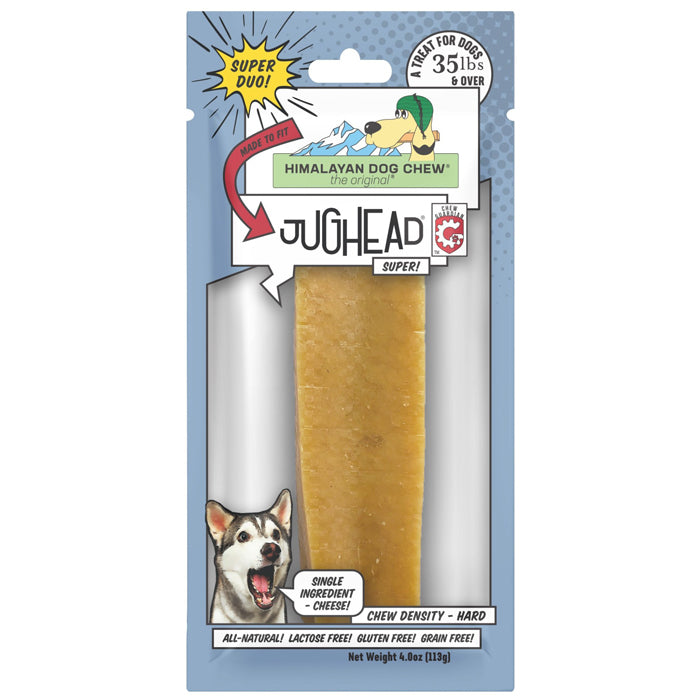 Jughead Insert Himalayan Dog Chew <br>Classic or Super Size