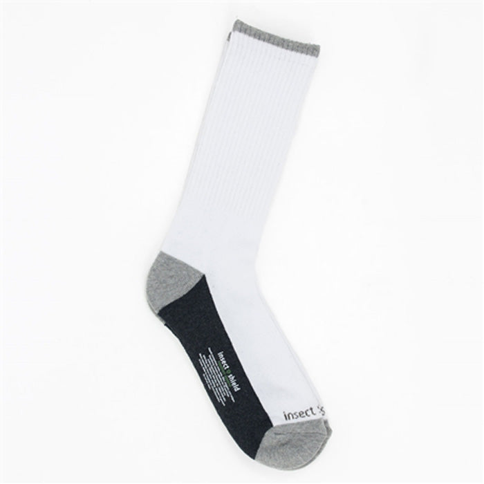 Insect Shield Sport Crew Socks for People - SALE!