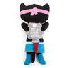 Rowdy Rescuers Wool Dog Toy<br>3 Superheros