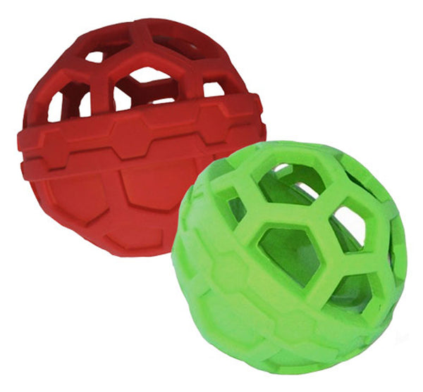 Hol-ee Squeakin' Treat Ball - 3 colors