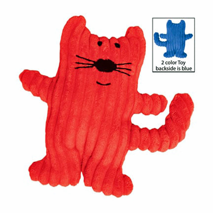 Rozcoe the Organic Corduroy Cat - 2 sizes & colors