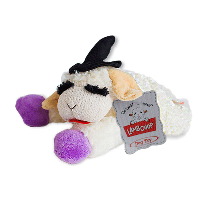 Lamb Chop Halloween Witch