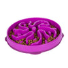 Fun Feeder Dog Bowl<br>slows down mealtimes