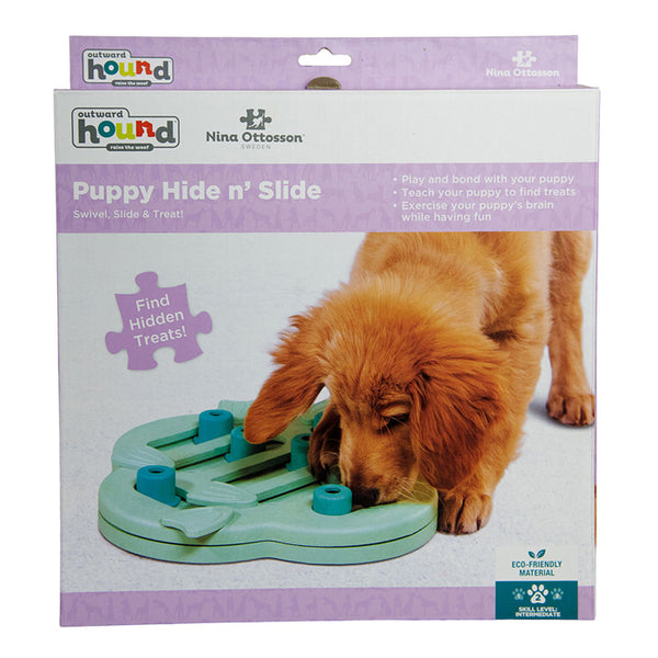 Hide 'N Slide Puzzle for Puppies
