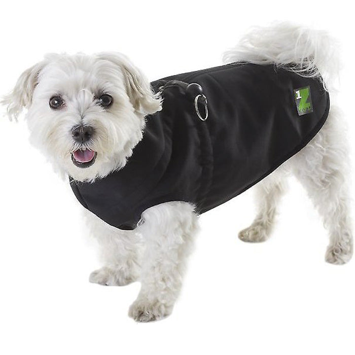 1Z Coat<br>waterproof with built-in harness