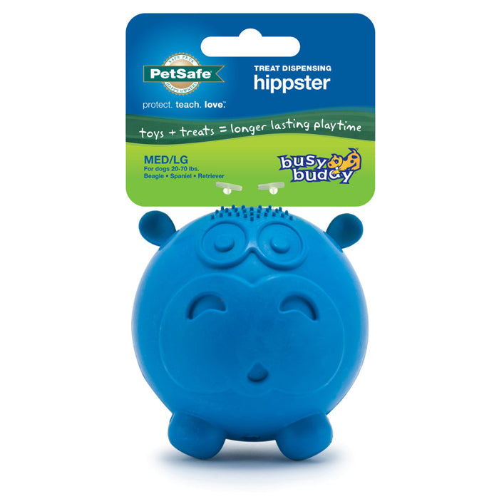 Treat Dispensing Hippster