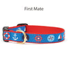 Collars & Leashes<br>Nautical Collection<br>4 Patterns