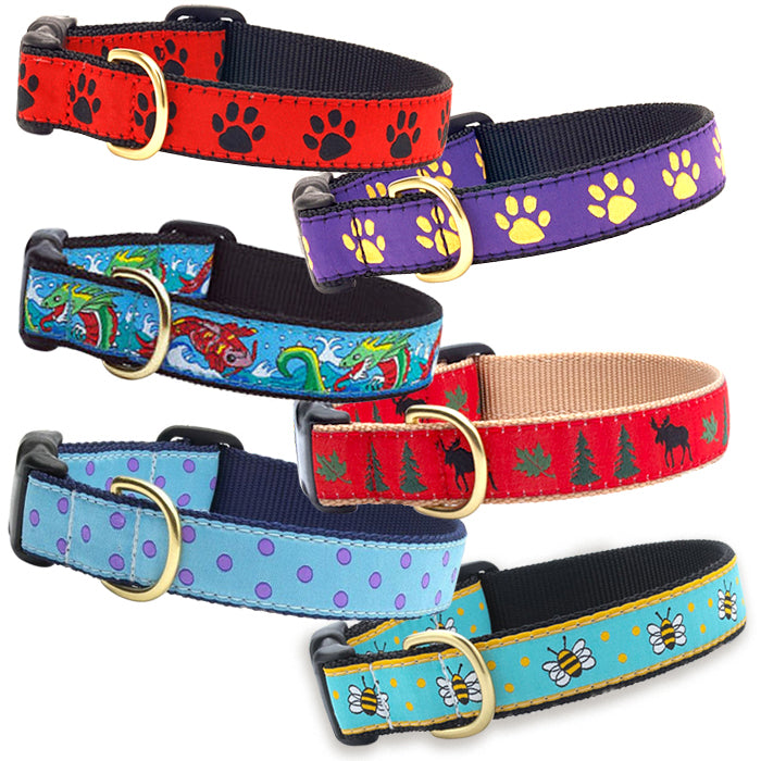Collars & Leashes<br>Paws & Other Characters Collection<br>6 Patterns