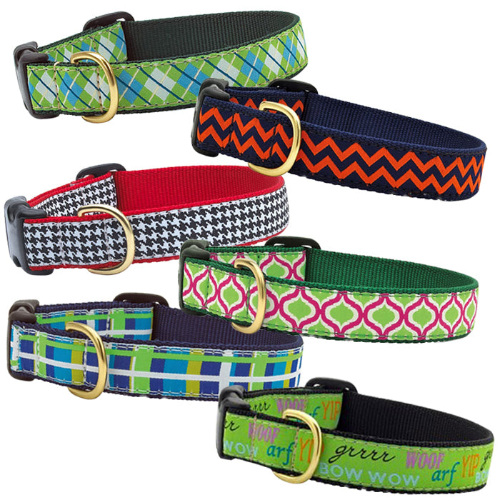 Collars & Leashes<br>Plaids & Fun Designs Collection<br>6 Patterns
