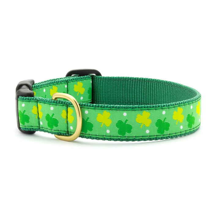 Shamrock Collar & Leashes