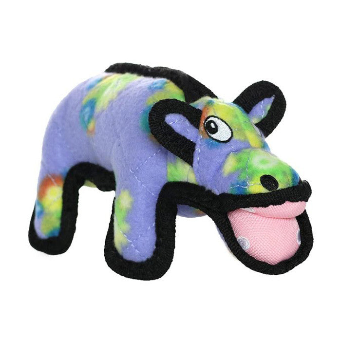 Hilda Hippo Junior Tuffy Toy