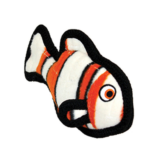 Ocean Creature Fish Jr<br>Tuffy Toy in 2 color choices