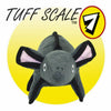 Gray Mouse Tuffy Toy