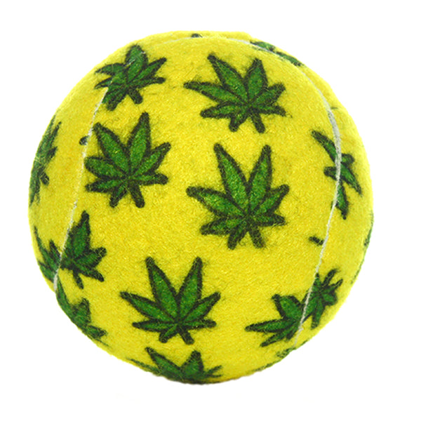 Weed Squeaky Ball - 2 sizes