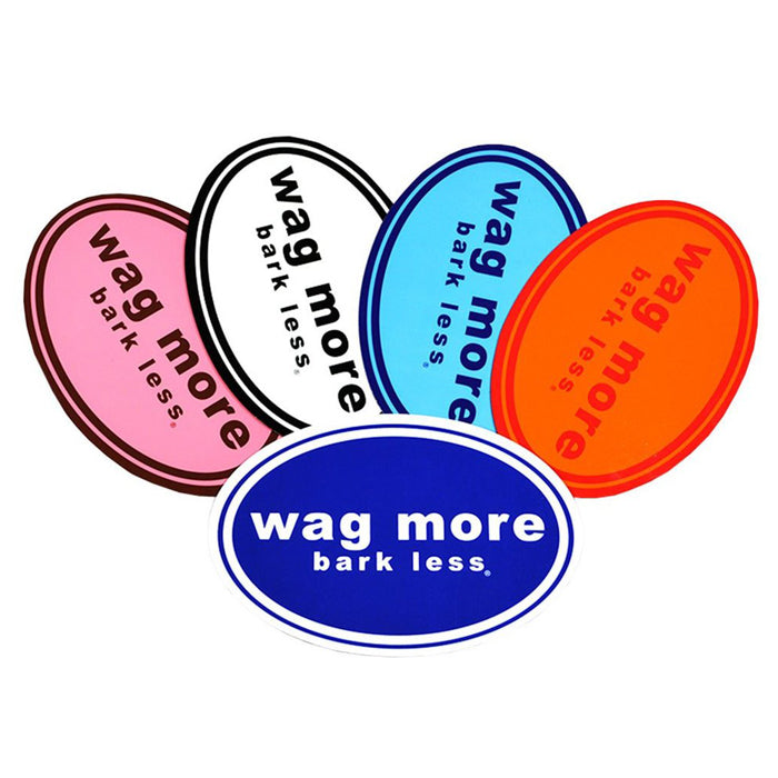 Dog Magnets - Wag More Bark Less