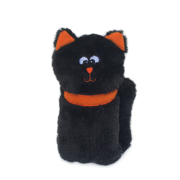 Halloween Colossal Buddy Black Cat<br>a stuffing-free dog toy