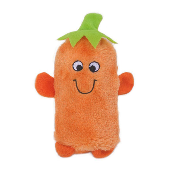 Halloween Colossal Buddy Pumpkin<br>a stuffing-free dog toy