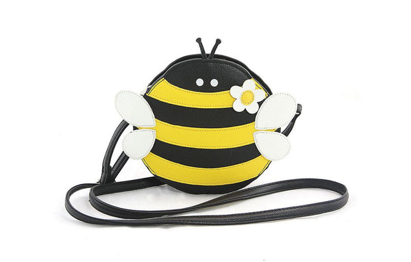 Honeybee crossbody handbag