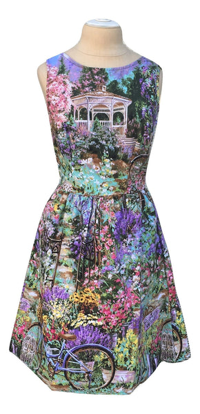 A Spring Time Dress