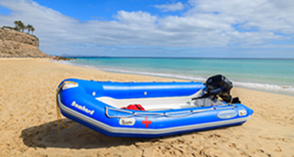 Inflatable Boat Safety