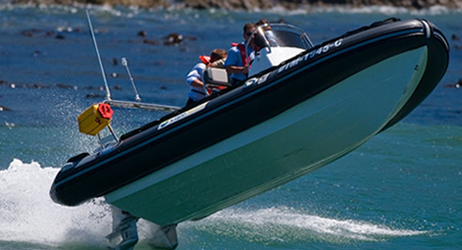 THE ADVANTAGES OF RIGID INFLATABLE BOATS