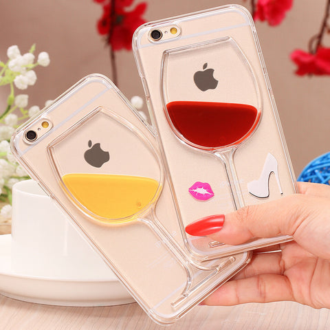 Wine iPhone Protector Cover [Free Shipping!]