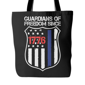 Guardians Of Freedom Shopping Bag - Aqua Adventurer
