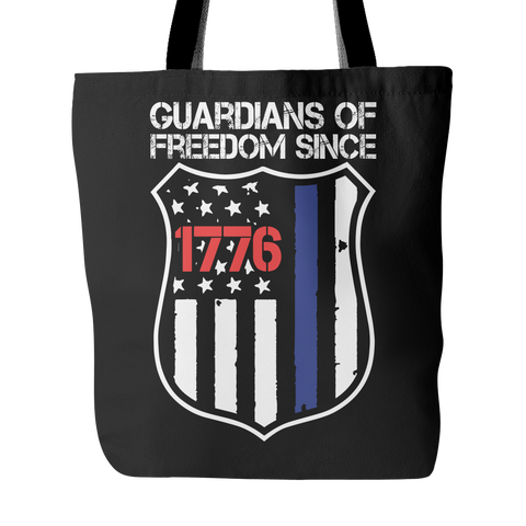 Guardians Of Freedom Shopping Bag