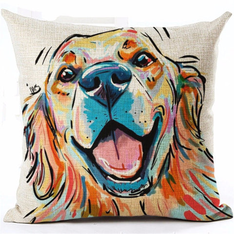 I Love Dogs Pillowcases