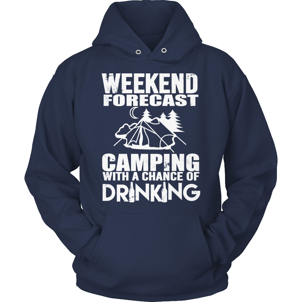 Limited Edition - Weekend Forecast Camping - Aqua Adventurer