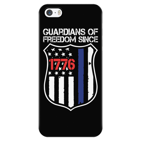 Guardians Of Freedom iPhone Case