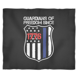 Guardians Of Freedom Fleece Blanket