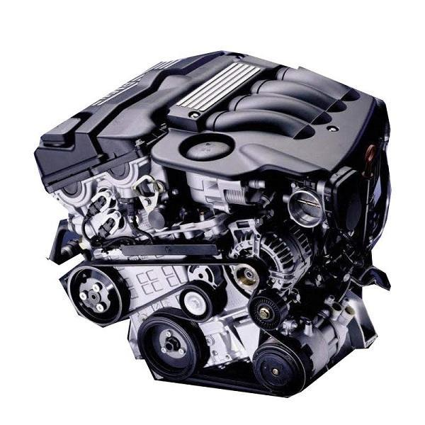2012 Ford Edge Engine 3.5L (Vin C, 8Th Digit)