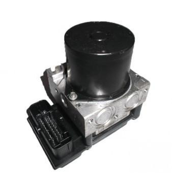 2005 Hyundai Elantra Abs Control Module, Actuator And Pump Complete Assembly, With Traction Control