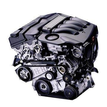 Used 2014 Frontier Nissan Engine Assembly 4.0L (VIN A, 4TH DIGIT, VQ40DE)