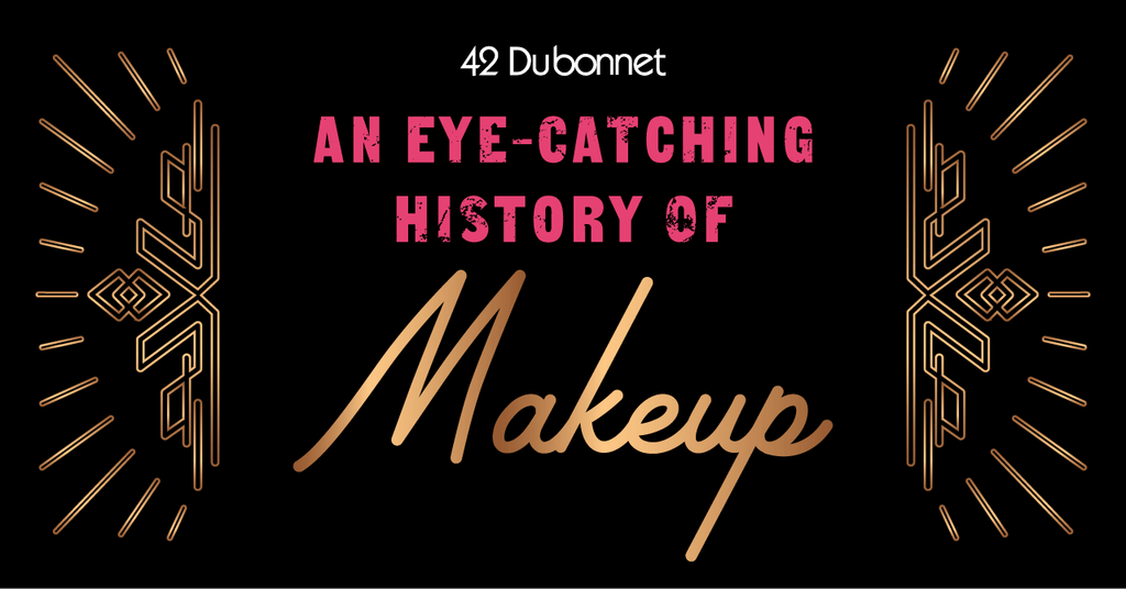 An Eye-Catching History of Makeup