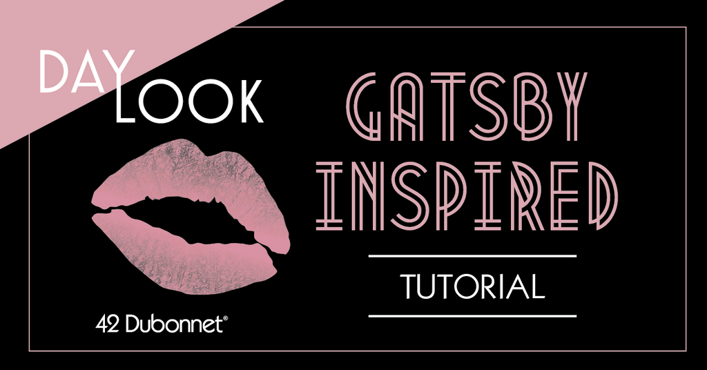 Gatsby-Inspired Day Makeup Tutorial