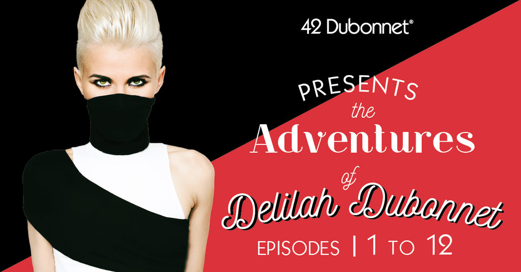 The Adventures of Delilah Dubonnet - Mobile