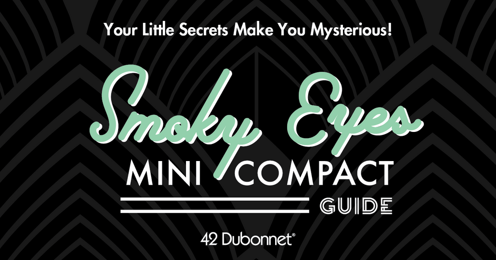 Smoky Eye Mini Compact Guide