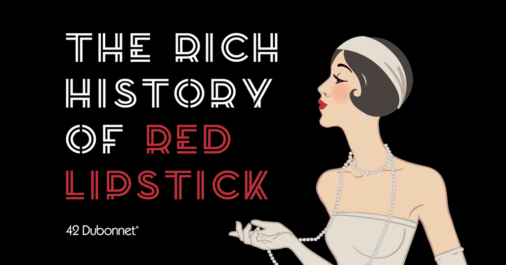 The Rich History of Red Lipstick