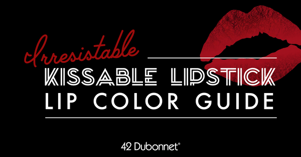Irresistible Kissable Lipstick Guide