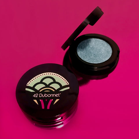 LTD ED Hotsy-Totsy Metallic Eyeshadow (w/activator) - Bluetini