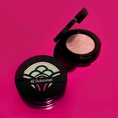 LTD ED Hotsy-Totsy Metallic Eyeshadow (w/activator) - Pink Rose