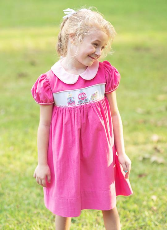 Smocking: Dress Your Child In A Unique Style With Traditional Patterns