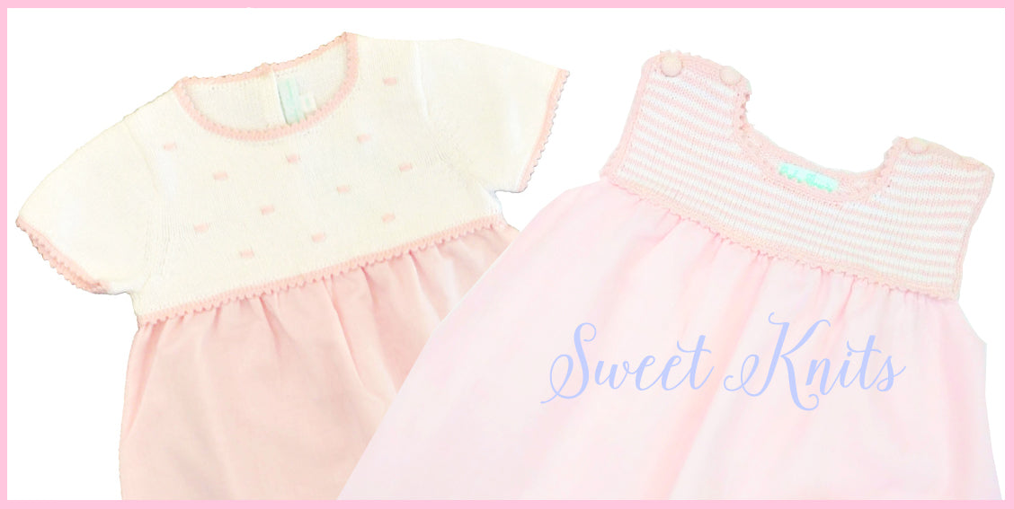 Children smocked clothing